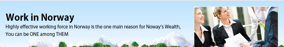 Work in Norway